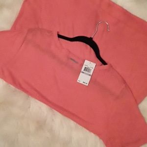 MICHEAL  kORS: Orange T-shirt / Emblem